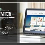 Glimmer – A Responsive HTML Blog Template