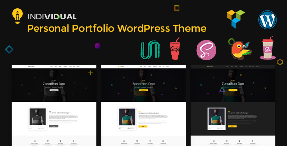 Portfolio WordPress Theme